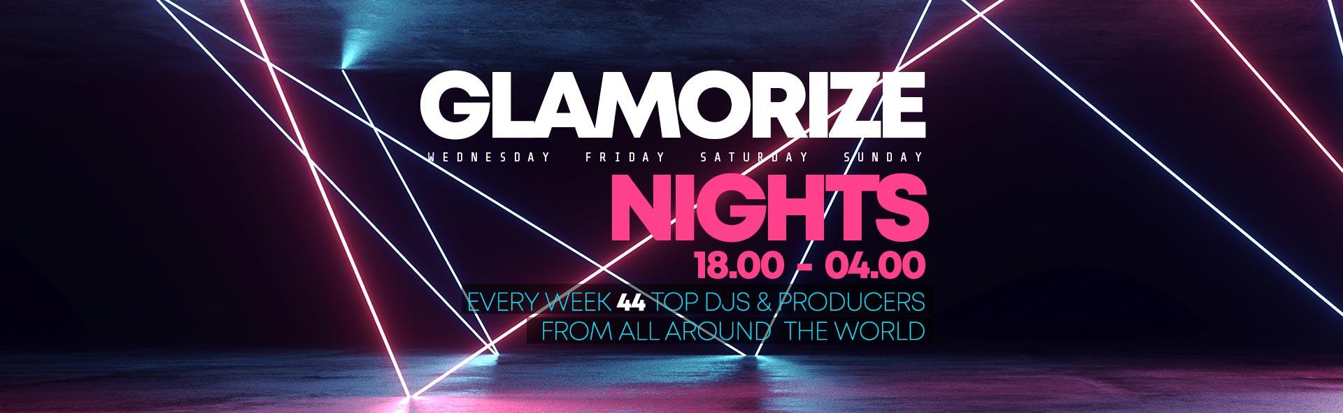 Radio Glamorize Nights
